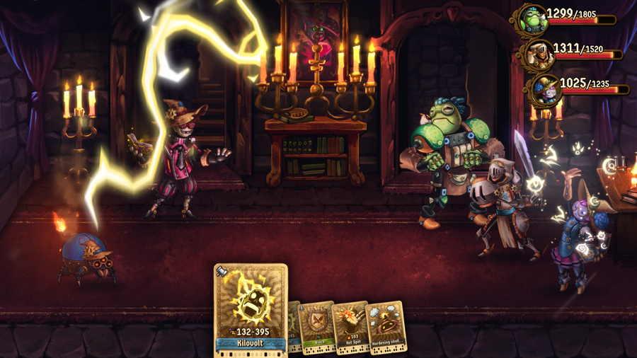 Steamworld Quest Honest Review