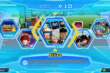 Super Dragon Ball Heroes World Mission Allies Guide