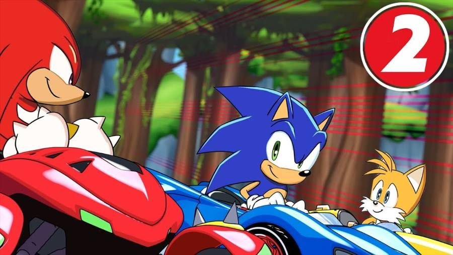 Team Sonic Racing Overdrive - Gamers Heroes
