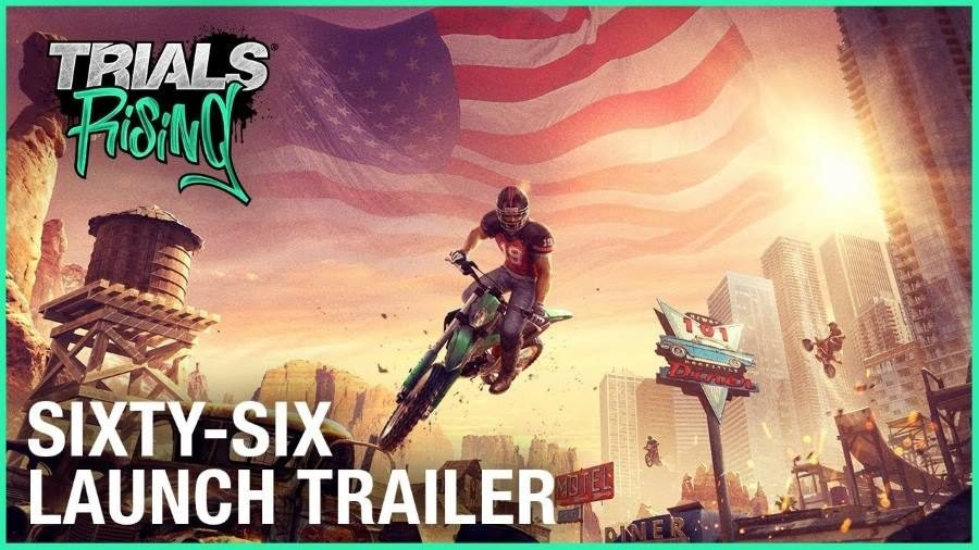 Trials Rising Sixty-Six - Gamers Heroes