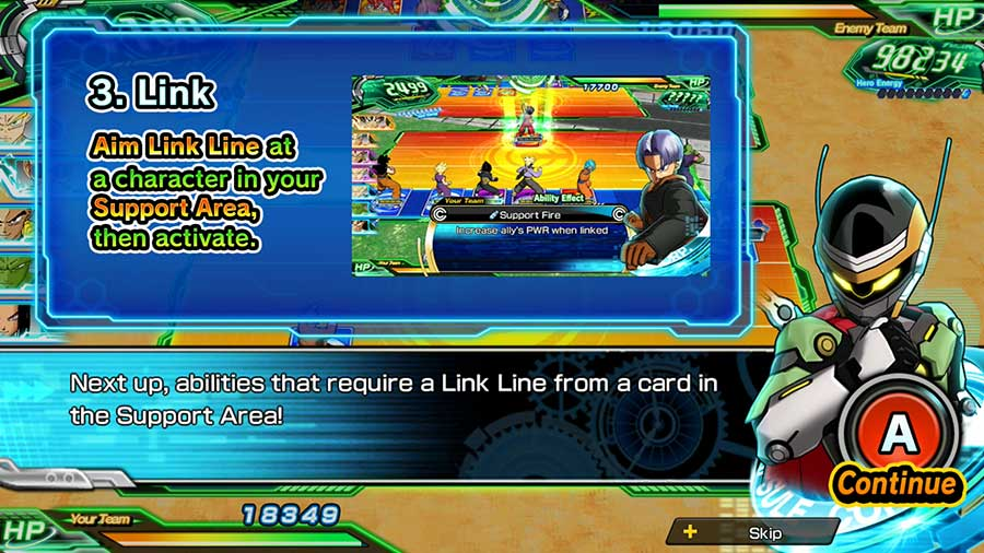 Type 3 Ability - Link