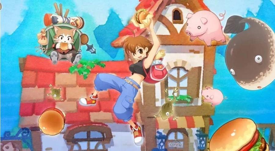 Umihara Kawase Fresh - Gamers Heroes