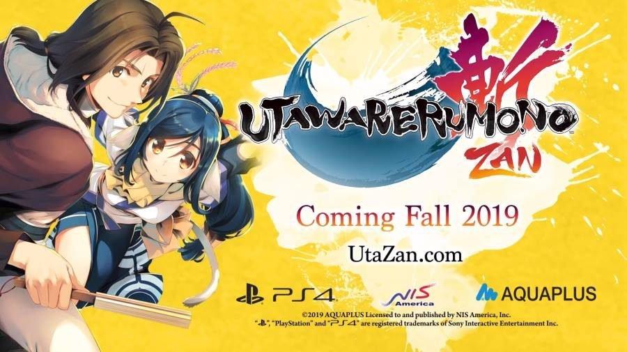 Utawarerumono ZAN - Gamers Heroes