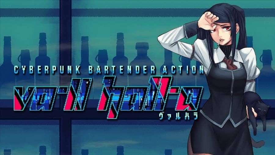 VA-11 HALL-A - Gamers Heroes