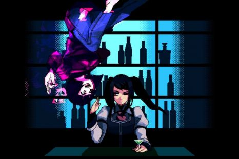 VA-11 Hall-A: Cyberpunk Bartender Action Review