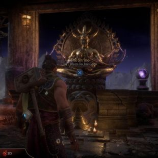 What Happens If You Pay Tribute To The Gods In Mortal Kombat 11