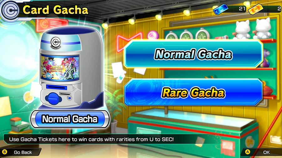 What To Do With Gacha Tickets In Super Dragon Ball Heroes World Mission