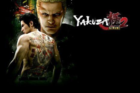 Yakuza Kiwami 2 Announced for PC