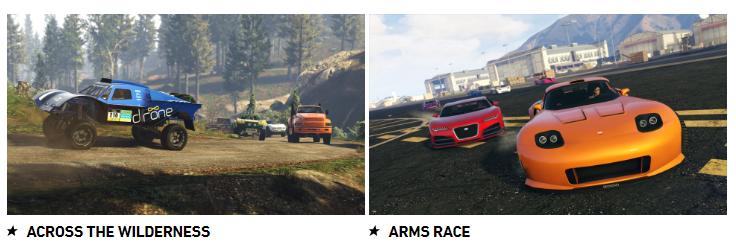 GTA Online Premium Races - Gamers Heroes