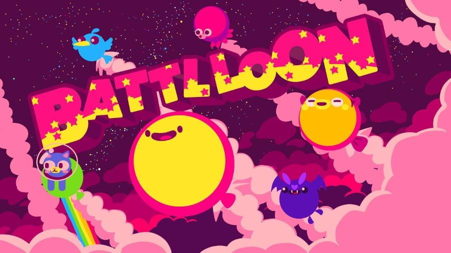 BATTLLOON - Gamers Heroes