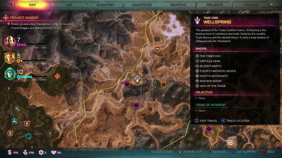 BFG Ammo Location Rage 2