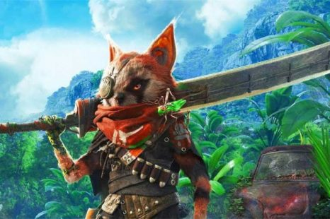 Biomutant Gets Unedited Gameplay Footage