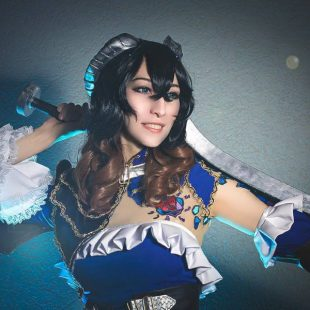 Cosplay Wednesday – Bloodstained: Ritual of the Night's Miriam
