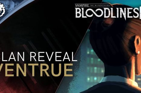 Vampire: The Masquerade – Bloodlines 2's Ventrue Clan Detailed in New Video