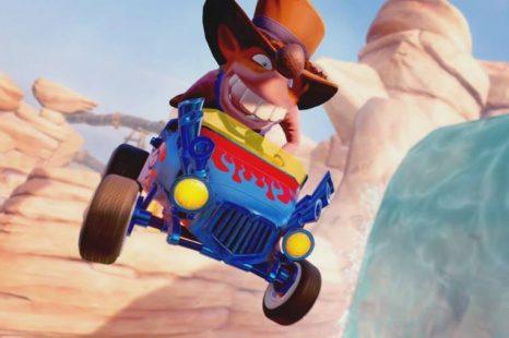 Crash Team Racing Nitro-Fueled Gets Customization Trailer