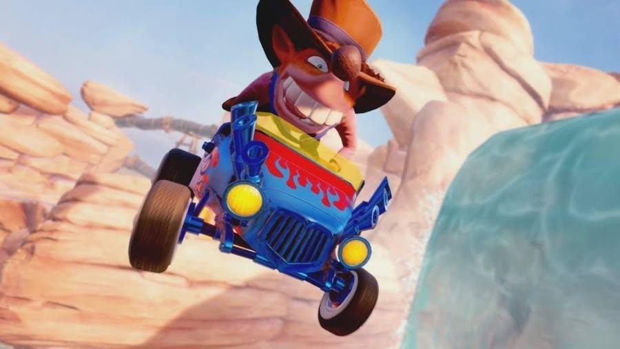 Crash Team Racing Nitro-Fueled - Gamers Heroes