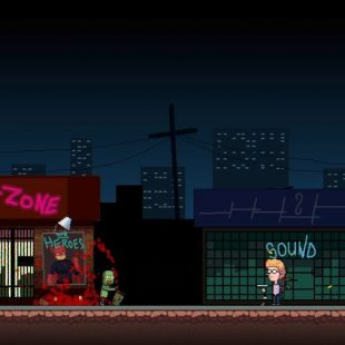 D.H.Zombie Zone Review