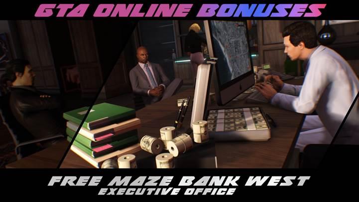 GTA Online Bonuses - Gamers Heroes