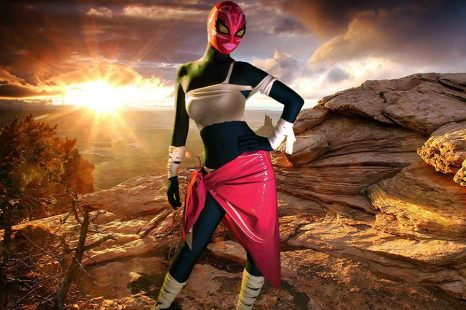 Cosplay Wednesday – Guacamelee's Tostada