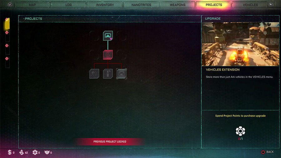 How To Initiate Extended Vehicles Project In Rage 2