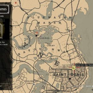 How To Unlock The Bank Heist Mission In Red Dead Online