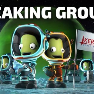 Kerbal Space Program: Breaking Ground Expansion Coming May 30
