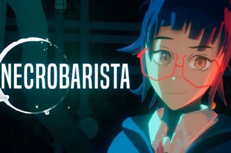 Necrobarista Visual Novel Coming August 8