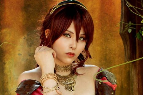 Cosplay Wednesday – Octopath Traveler's Primrose