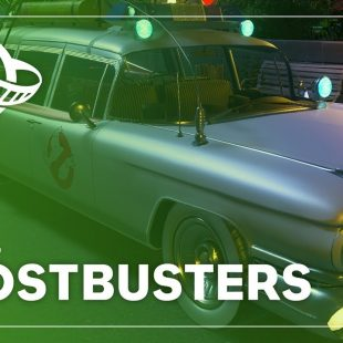 Planet Coaster Getting Ghostbusters DLC