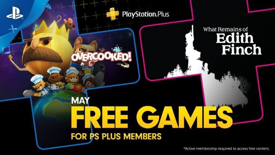 PlayStation Plus May 2019 - Gamers Heroes