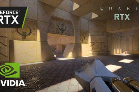 Quake II RTX Announced
