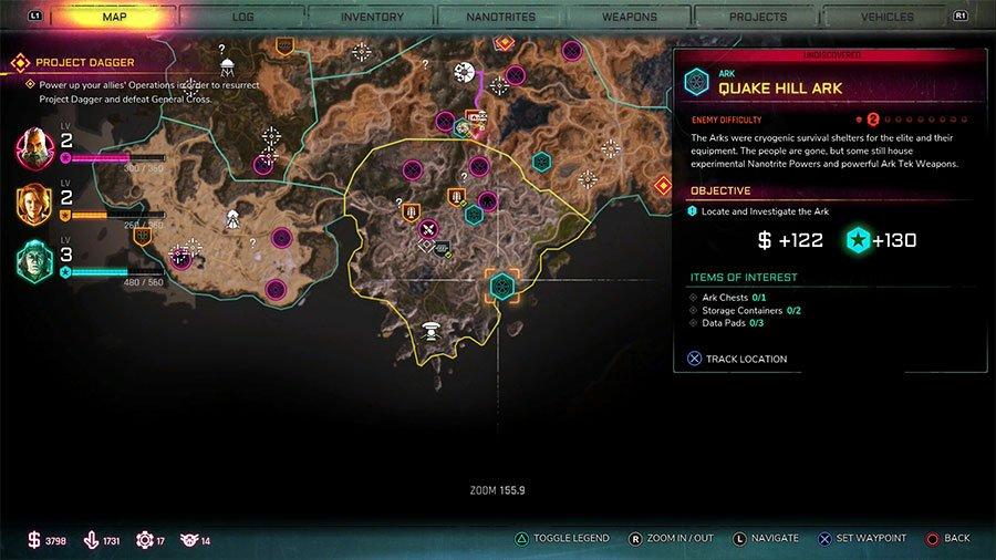 Quake Hill Ark