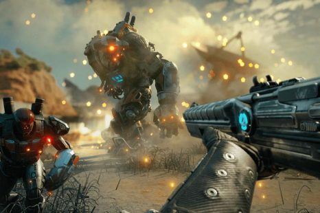 Rage 2 Projects Guide