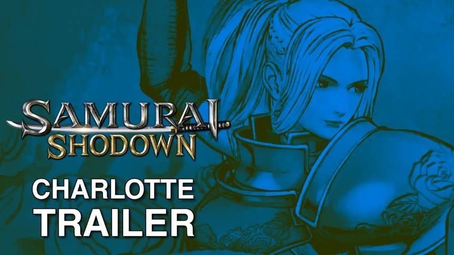 Samurai Shodown Charlotte - Gamers Heroes