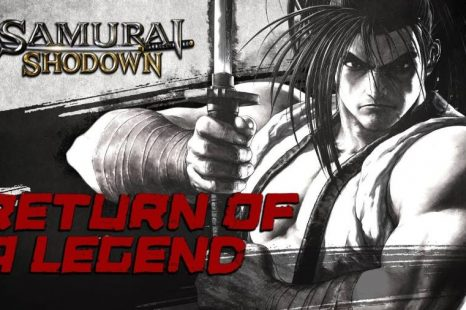 Samurai Shodown Launching June 25 for Consoles