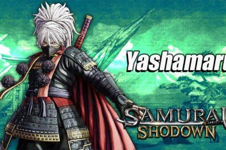 Samurai Shodown's Yashamaru Gets New Trailer