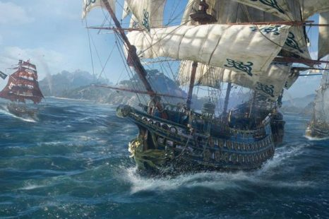 Skull & Bones Delayed, Not Appearing at E3 2019