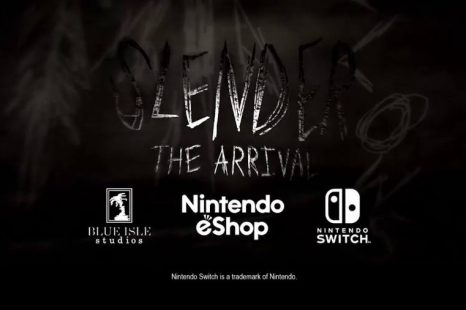 Slender: The Arrival Coming to the Nintendo Switch