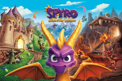 Spyro Reignited Trilogy Gets PC Port Listing