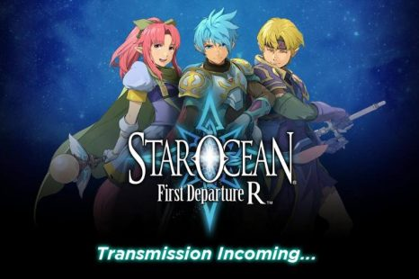 Star Ocean First Departure R Announced