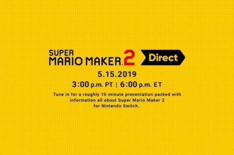 Super Mario Maker 2 Direct Coming May 15