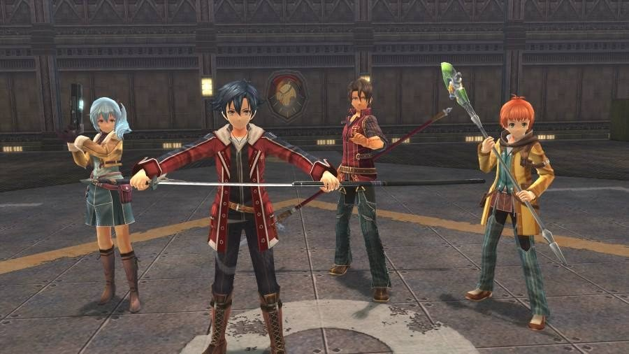 The Legend of Heroes Trails of Cold Steel II - Gamers Heroes