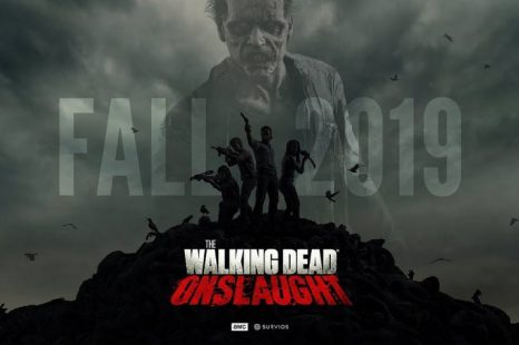 The Walking Dead Onslaught Announced