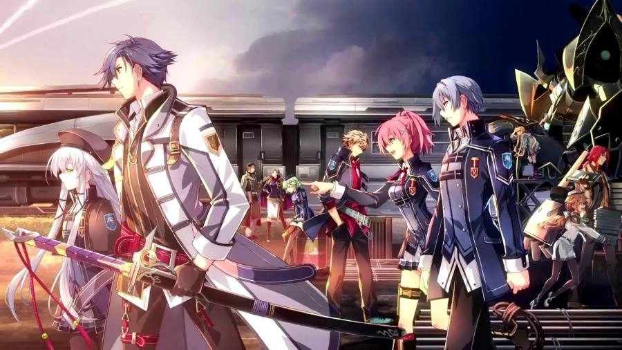 Trails of Cold Steel III - Gamers Heroes