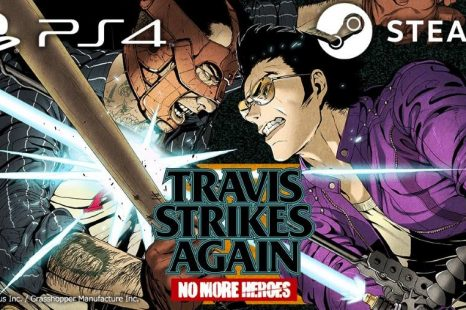 Travis Strikes Again: No More Heroes Coming to the PlayStation 4 and PC