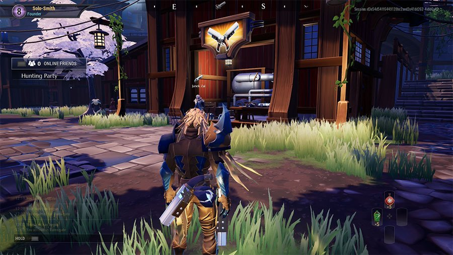 Where To Craft Repeaters In Dauntless