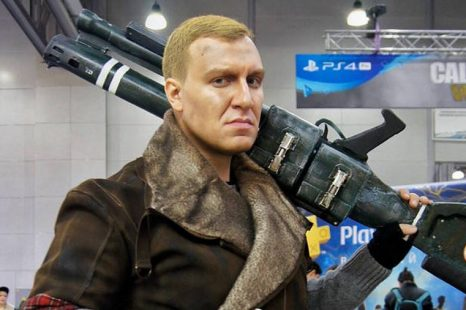 Cosplay Wednesday – Wolfenstein's B.J. Blazkowicz