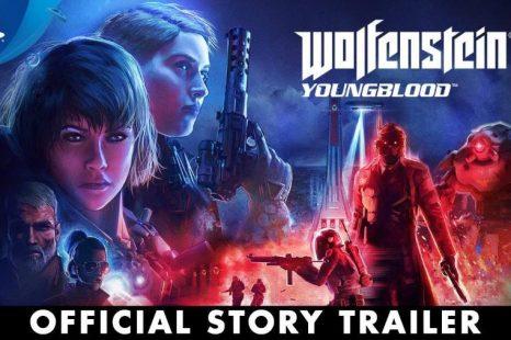 Wolfenstein: Youngblood Gets Gameplay Trailer