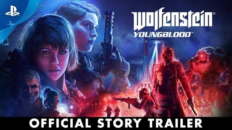 Wolfenstein Youngblood Gets Gameplay Trailer Gamersheroes