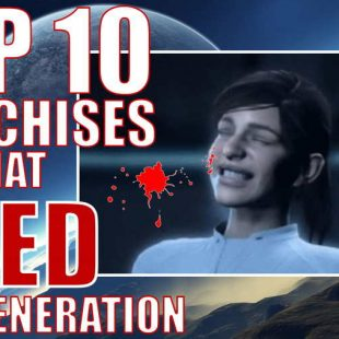 Top 10 Video Game Franchises We Saw Die This Generation